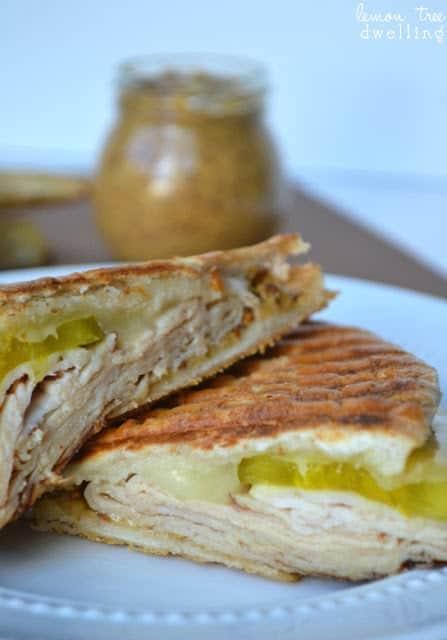 Turkey Cuban Sandwich | Lemon Tree Dwelling