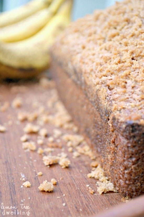 Banana Streusel Bread 2 - Fixed