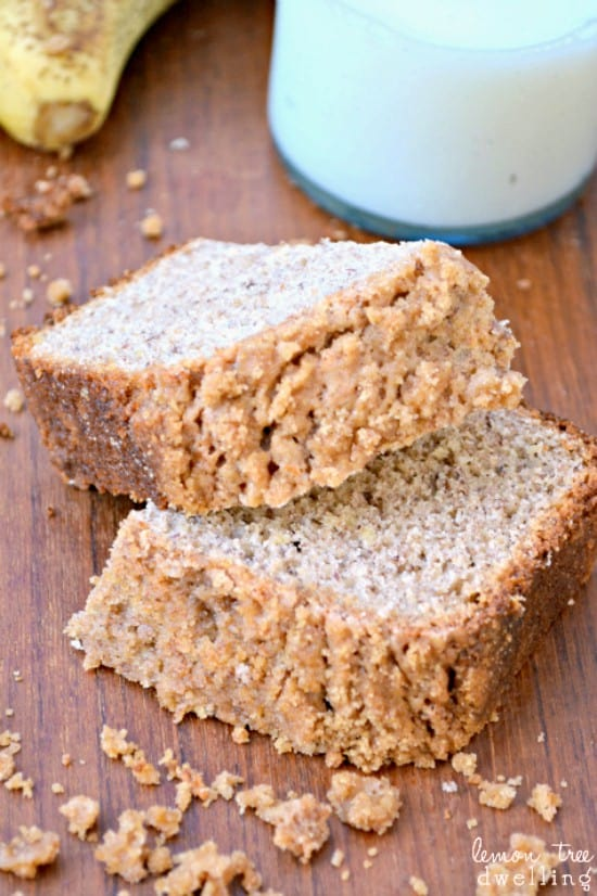 Banana Streusel Bread 5 - Fixed