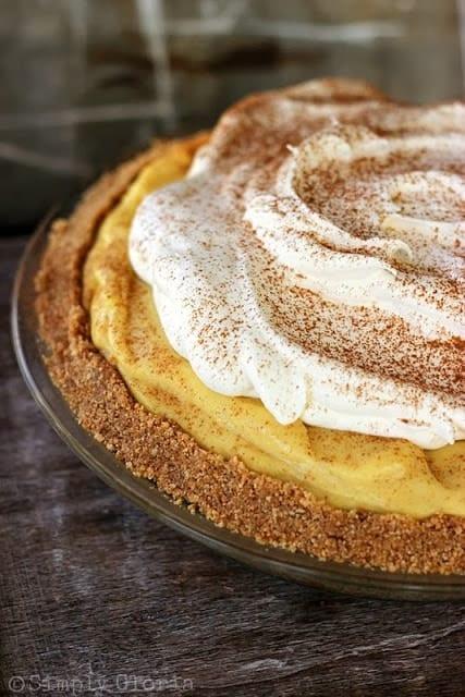 http://simplygloria.com/no-bake-eggnog-pie/