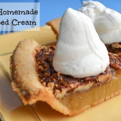 12 Delicious Thanksgiving Desserts