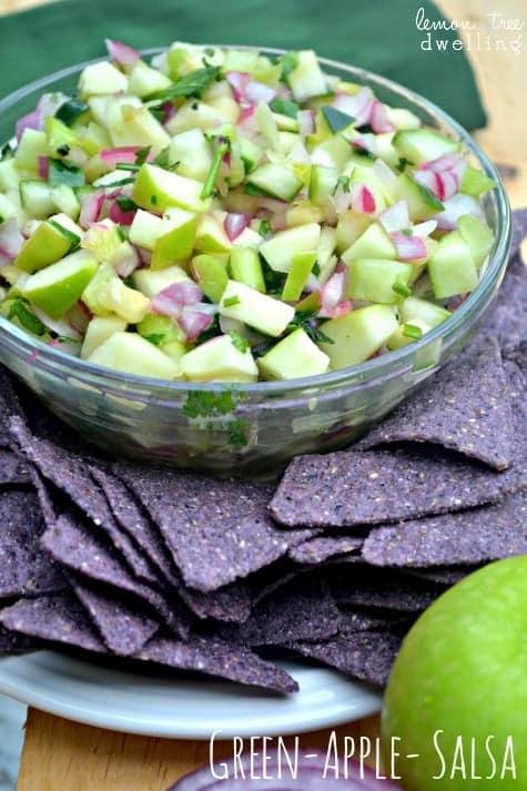 Green Apple Salsa 1 - Copy