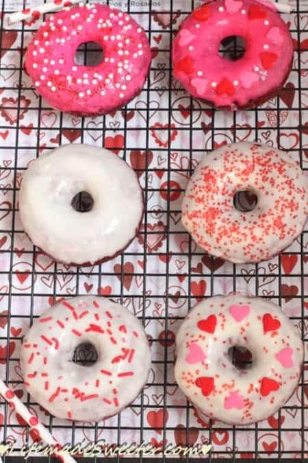 Red Velvet Donuts 2