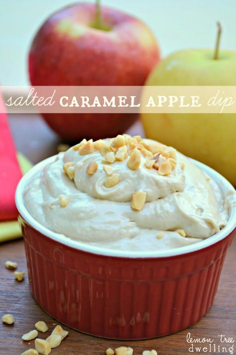 Salted Caramel Apple Dip 2c