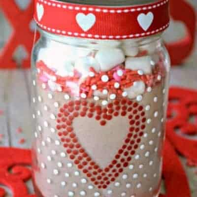 Valentine's Day Gift Jars