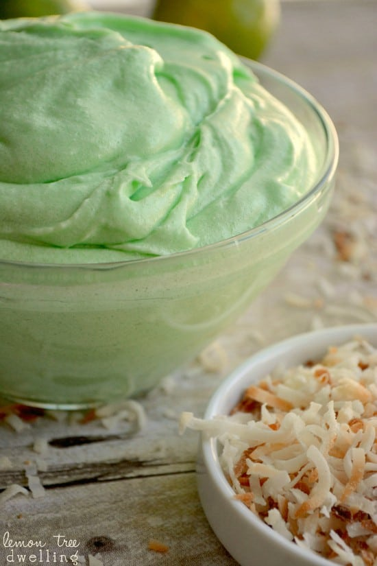 Lime Cream Cheese Frosting | Lemon Tree Dwelling