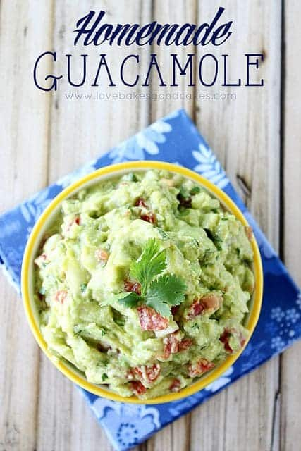 Homemade Guac