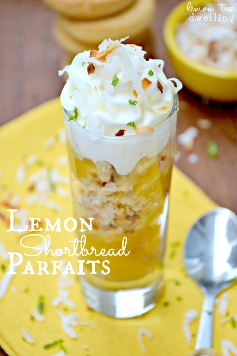 Lemon Shortbread Parfaits 1 - Copy