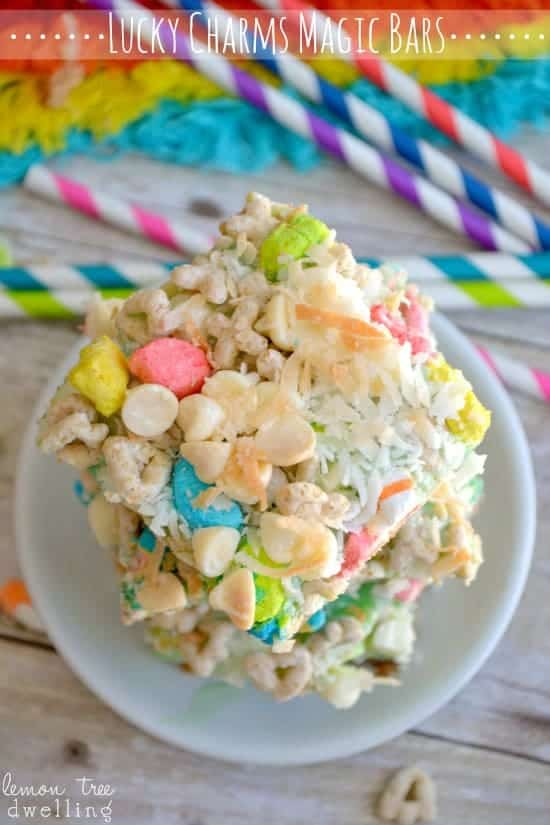 Lucky Charms Magic Bars 3b