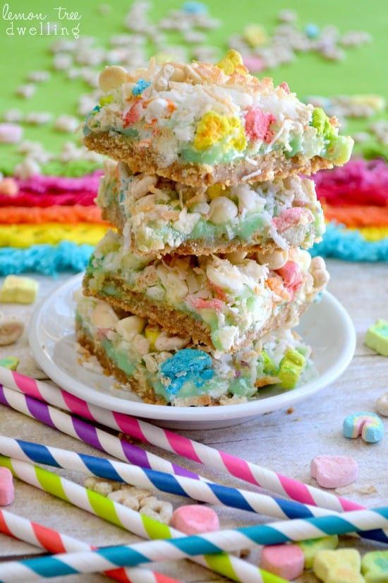 Lucky Charms Magic Bars 7b