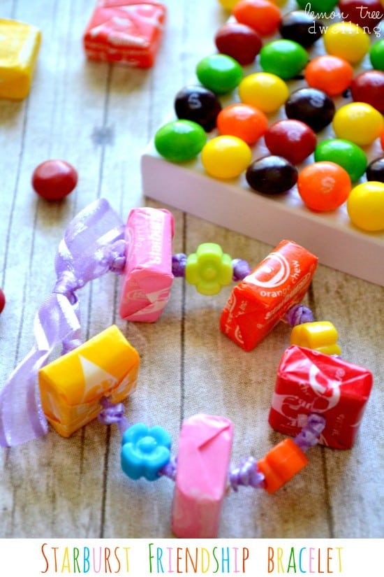 Starburst Friendship Bracelets A Quick Easy And Fun Gift Idea