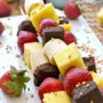 Banana Split Kabobs 7