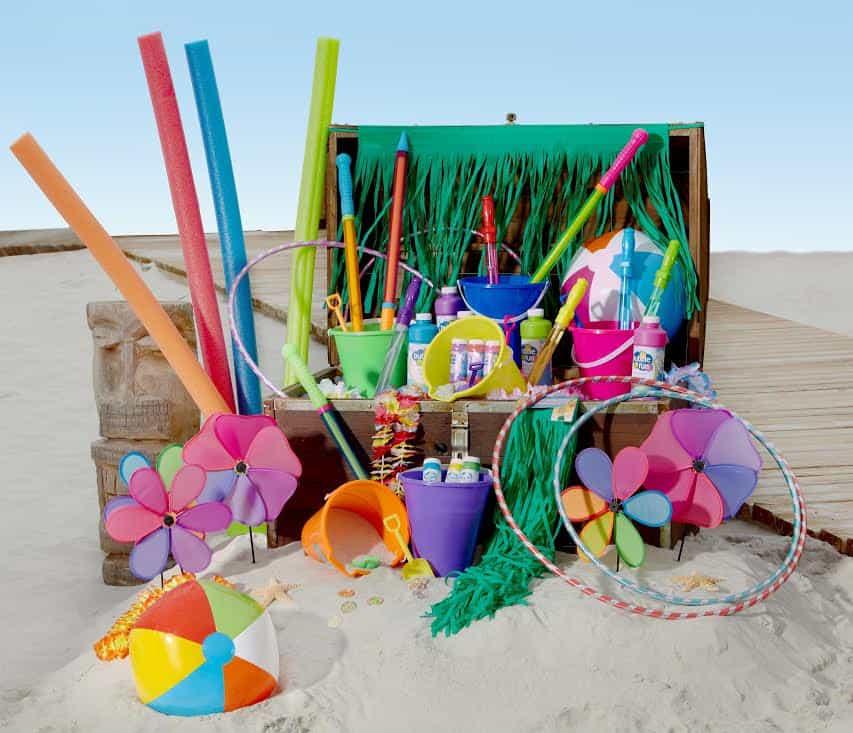 Summer toys set up #2 (Ad)