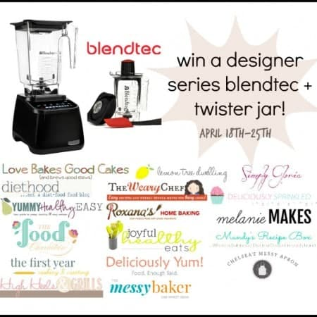 Graphic Blendtec Giveaway