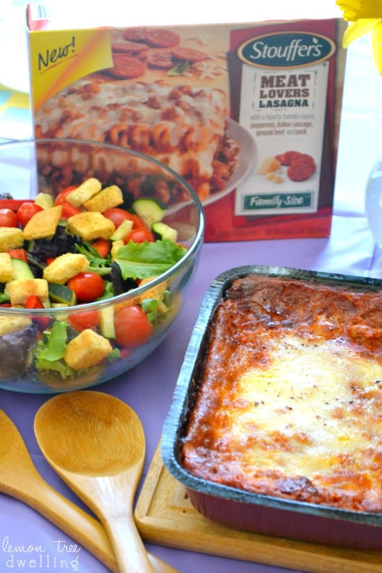 Stouffer's Lasagna 2