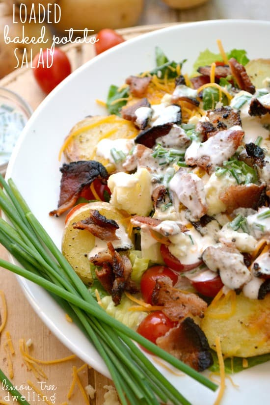 Loaded Baked Potato Salad 2b