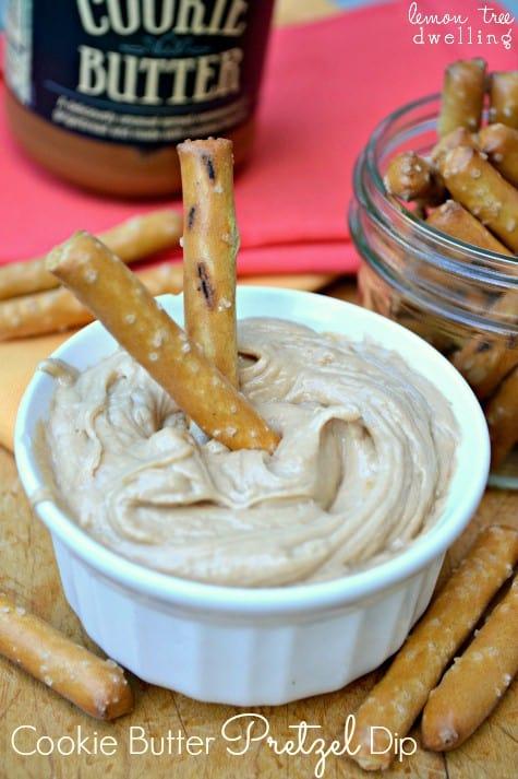Cookie Butter Pretzel Dip 1b - Copy