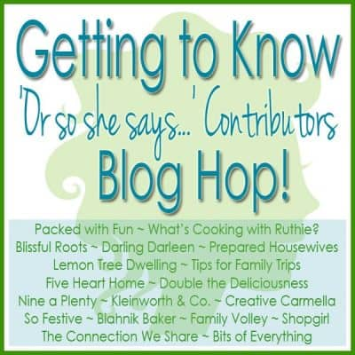A Little Bit About Me: Q&A Blog Hop