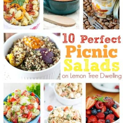 10 Perfect Picnic Salads