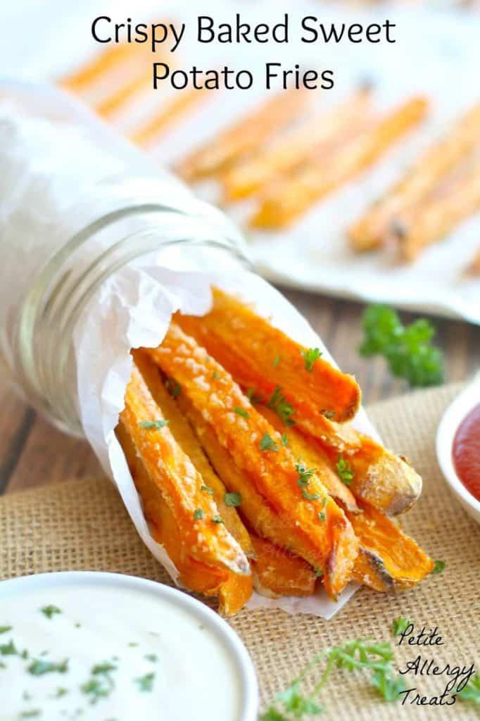 Sweetpotato fries
