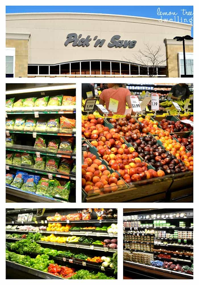 Shopping for Chopped Italian Salad & Peachy Cobb Salad - both awesomely delicious! #MyPicknSave #shop #cbias