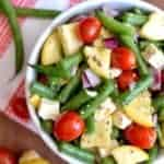 Fresh Green Bean Salad 2