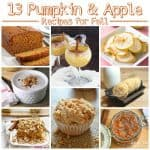 Pumpkin & Apple Collage