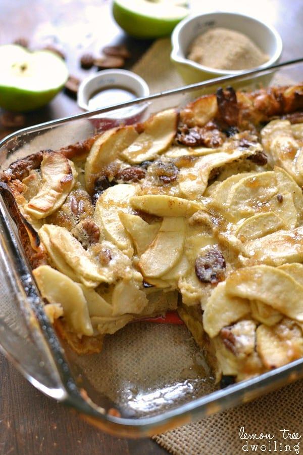 Apple Breakfast Bake. SO yummy for fall!! #MyPicknSave #shop