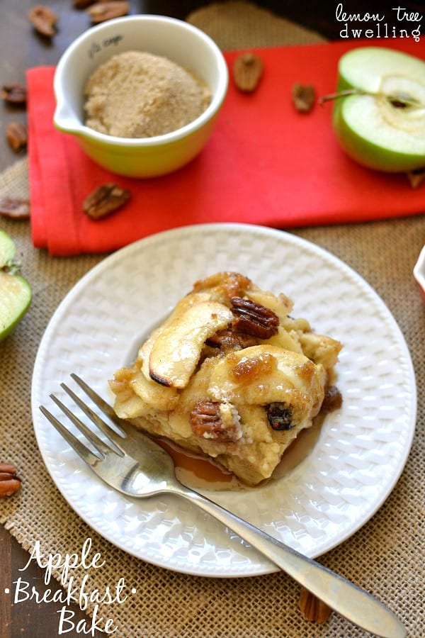 Apple Breakfast Bake 5c