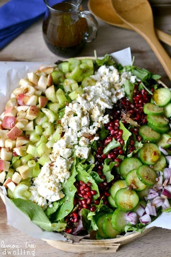 Fall Harvest Salad 3b