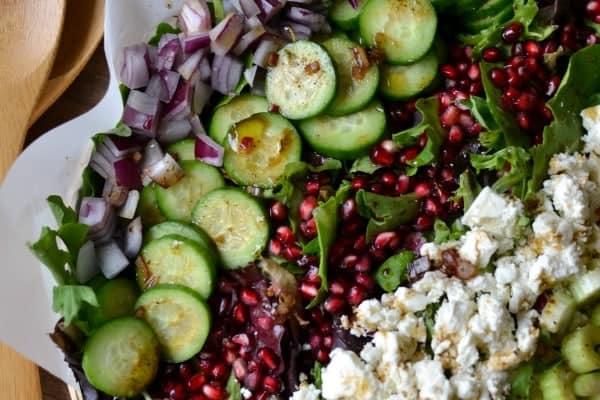 Harvest Apple Salad 1