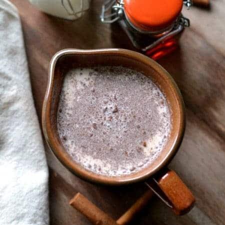 Maple Cinnamon Coffee Creamer 3
