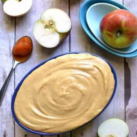 Pumpkin Caramel Apple Dip 1d