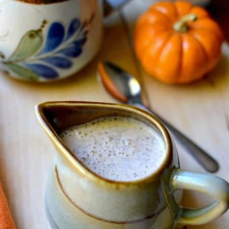 Pumpkin Spice Coffee Creamer 1