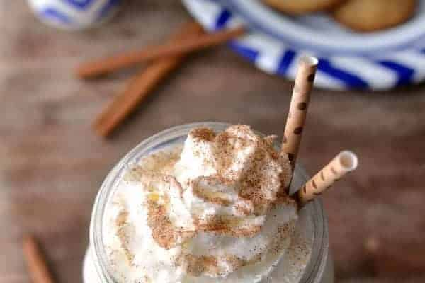 Snickerdoodle Hot Cocoa 5