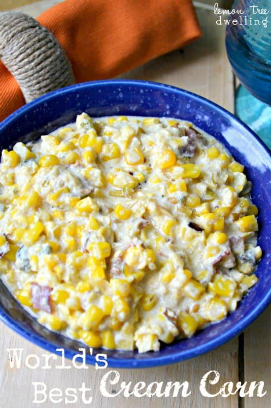 World's Best Cream Corn 1