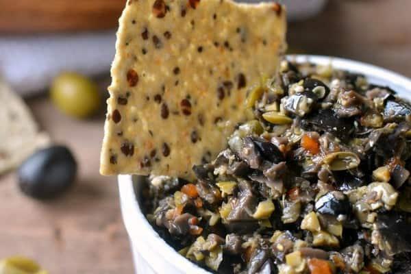 Olive Tapenade 1