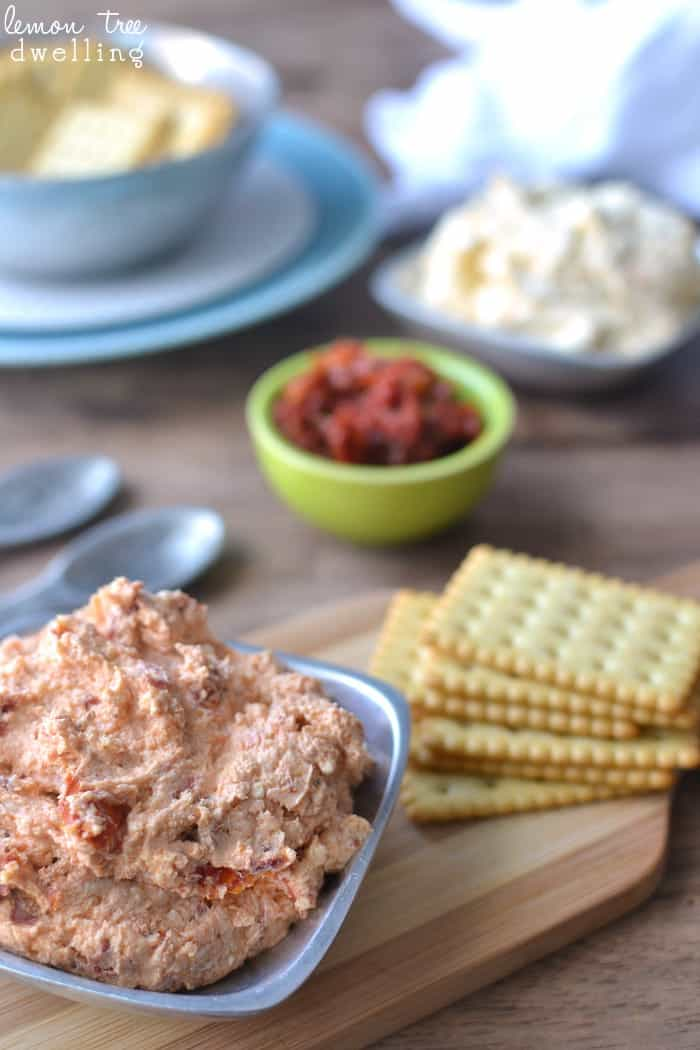 3-Ingredient Cheese Spreads 2