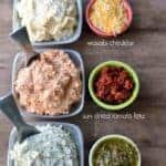 3-Ingredient Cheese Spreads 5