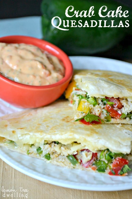 Crab Cake Quesadillas 1 - Copy