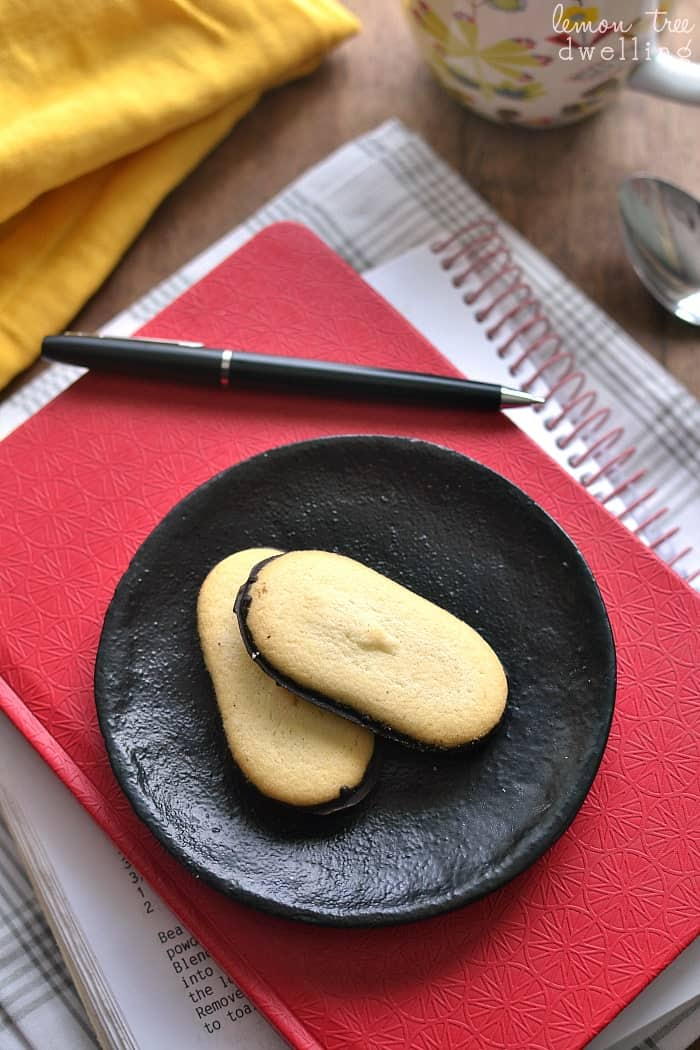 Milano Moments. Take time out for yourself with delicious Pepperidge Farm Milano Cookies!