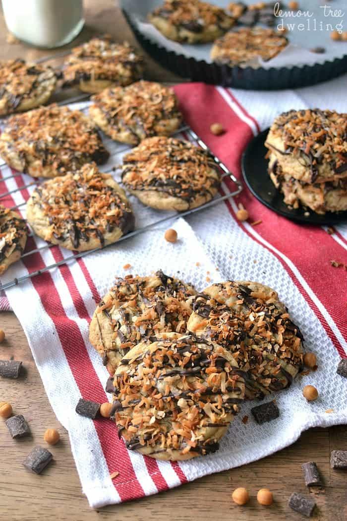 Samoa Cookies 1b