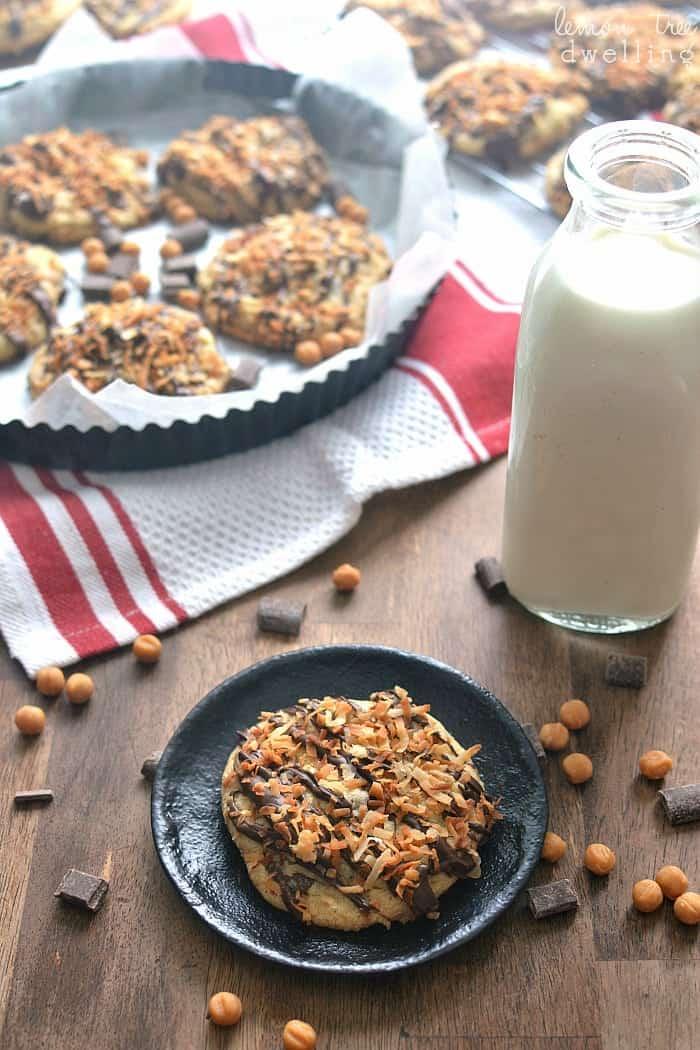 Samoa Cookies 3b