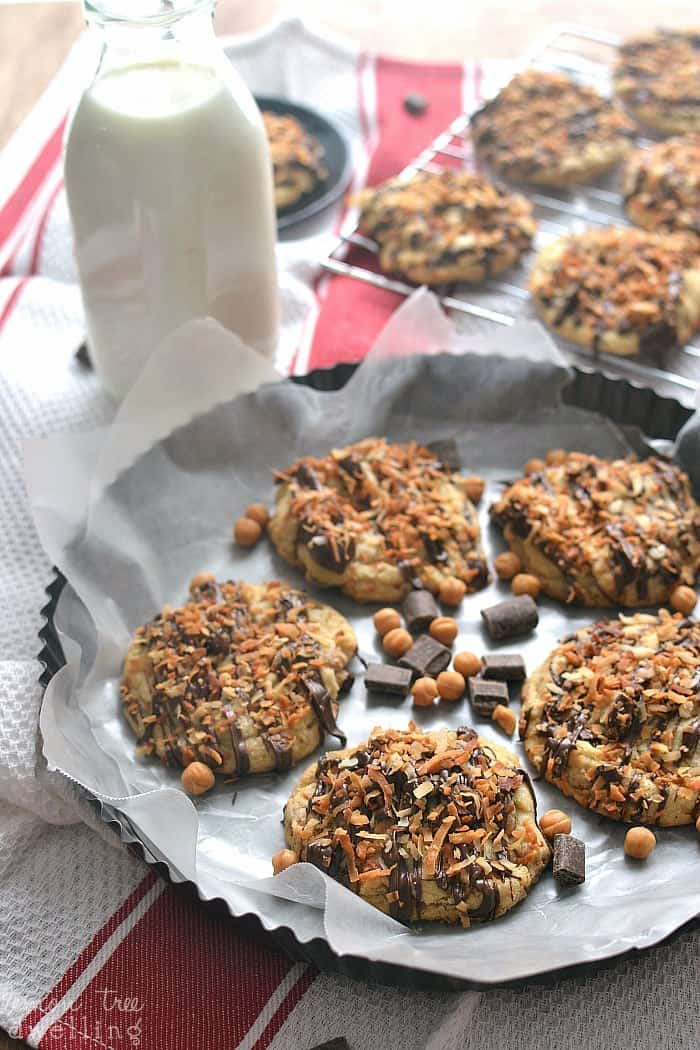 Samoa Cookies 5b