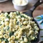 Spinach Artichoke Mac & Cheese 5