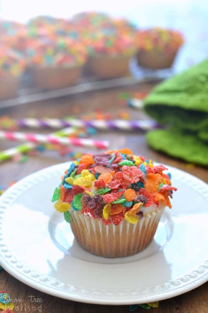 Fruity Pebbles Muffins 7b