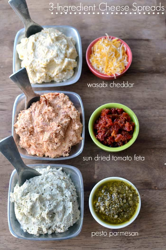 3-Ingredient Cheese Spreads 5b