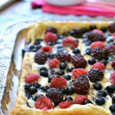 Berry Brie Pizza 3b