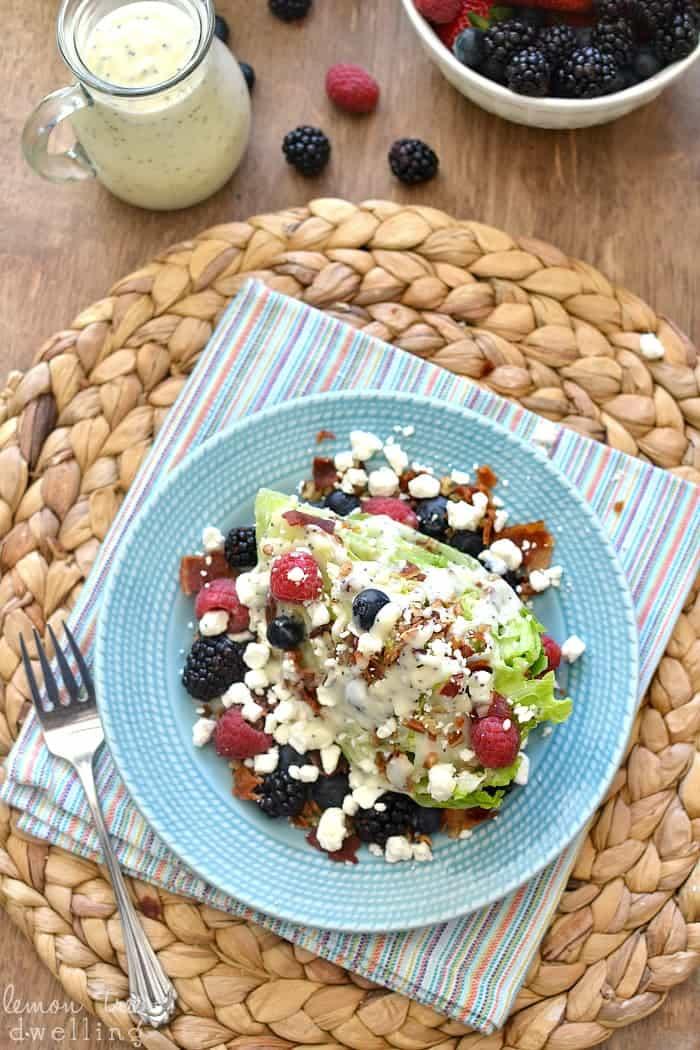 Berry Wedge Salad 6b