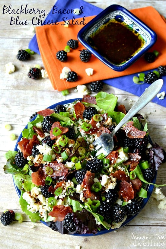 Blackberry Salad 6